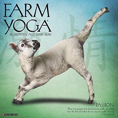 Farm Yoga 2016 Calendar