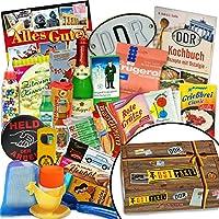 DDR 24er Geschenkbox mit DDR Waren | Ost Paket | Geschenkset DDR