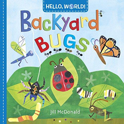 Hello, World! Backyard Bugs (English Edition)