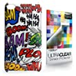 CaseiLike®, A04C2700- Graffiti Boom Bam, Snap-on hard case back cover for Apple 4G Touch iPod Touch 4th Generation with Screen Protector