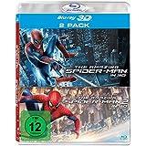 The Amazing Spider-Man / The Amazing Spider-Man 2: Rise of Electro (Blu-ray 3D, 4 Dis