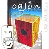 CAJON Eine Kiste voller Rhythmus (+2 CDs) inkl. praktischer Notenklammer -- Grundlagen und Spieltechniken -- Shaker-, Cajinto- und Boosterset-Grooves -- Solo- und Ensemblestücke -- 26 Stilistiken (Taschenbuch) von Matthias Philipzen (Noten/Sheetmusic)