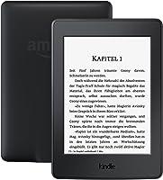 Kindle Paperwhite (Vorgängermodell – 7.Generation) 6Zoll (15cm) großes Display, integrierte Beleuchtung, WLAN, Schwarz – mit Spezialangeboten