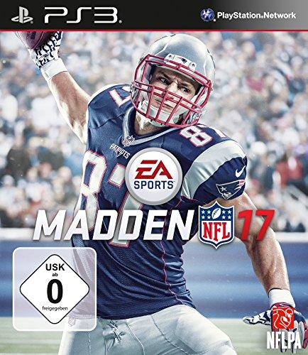 Madden NFL 17 - [PlayStation 3] - Football-spiele American