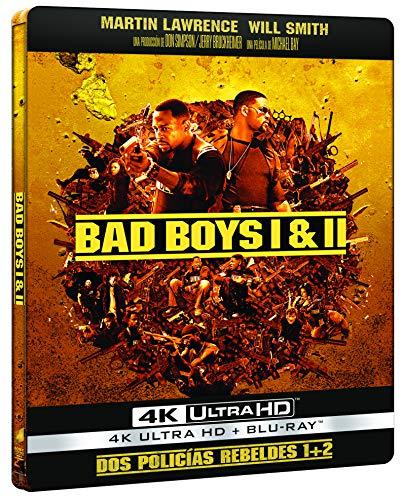Pack: Bad Boys I & II