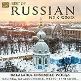 Best of Russian Folk Songs: Balalaika-Ensemble Wolga