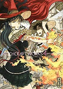 Witchcraft Works Edition simple Tome 4