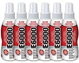 E6000 Spray Adhesive 118.2ml 2 oz. CLEAR Permanent Multi Purpose