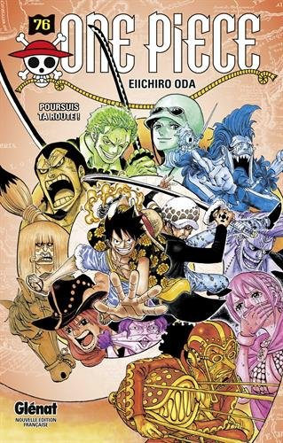 One Piece 76: Edition Originale par Eiichiro Oda
