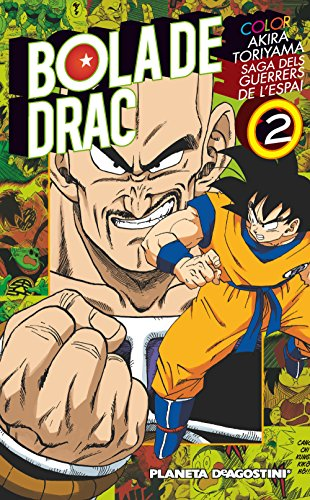 Bola de Drac color Saiyan nº 02/03: Saga dels guerrers de lespai (Catalan Edition) por Akira Toriyama