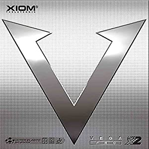 XIOM Belag Vega Pro, schwarz, 2,0 mm