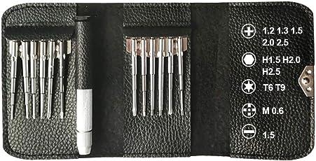 Präzisions Schraubendreher Set 13 in 1,elektronischer Reparatur Werkzeug,Reparatur Werkzeug Satz Handy Reparatur Tools