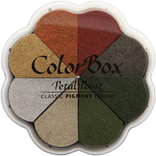 ColorBox Pigment Petal Point Option Pad 8Colors-metalextra Alchemy -