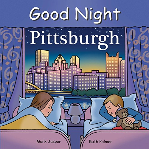 Good Night Pittsburgh (Good Night Our World) (English Edition)