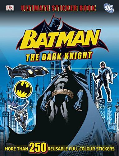 Batman the Dark Knight Ultimate Sticker Book (Ultimate Stickers)