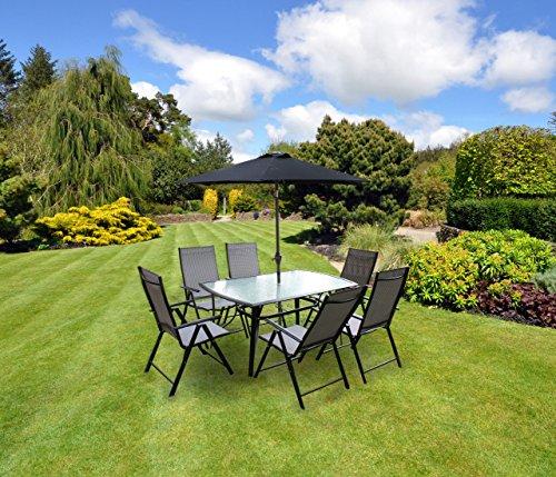 kingfisher-8-piece-grey-padded-chairs-x6-glass-table-parasol-garden-patio-furniture-set