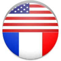Français Anglais Traducteur - dictionnaire, Vocabulaire, apprendre de voyage, de séjour et d'études