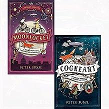 Peter bunzl cogheart adventures series 2 books collection set