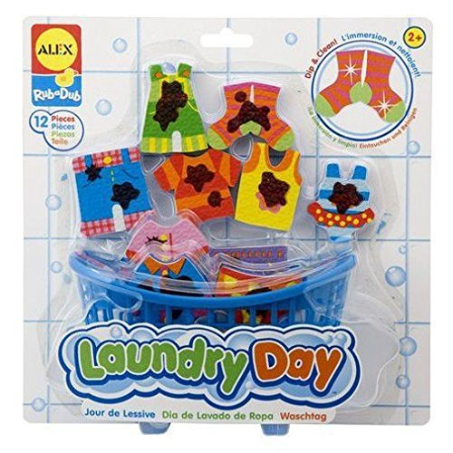 Alex Toys Rub A Dub Laundry Day (2 Years And Above)