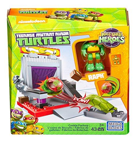 tles Half-Shell Heroes Cookie Factory ()