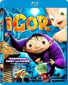 Igor [Blu-ray] [2008] [US Import]