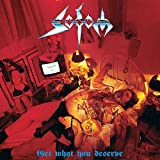 Sodom: Get What You Deserve [Vinyl LP] (Vinyl)