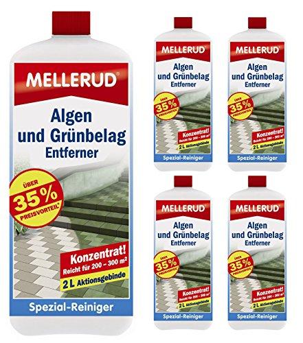 ᐅᐅ Mellerud Algen Und Gruenbelag Entferner Konzentrat Test