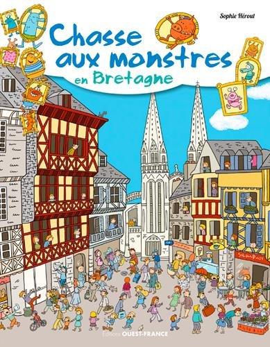 Chasse aux monstres en Bretagne