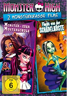 monster high filme