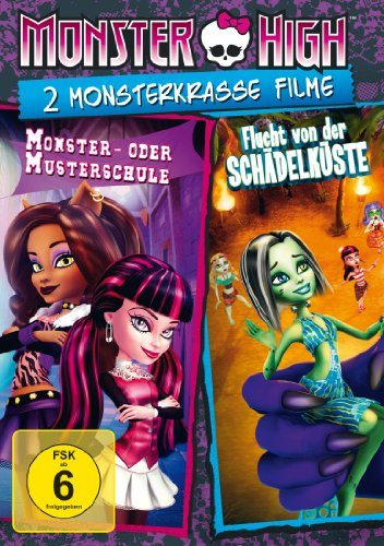Monster High - 2 monsterkrasse Filme