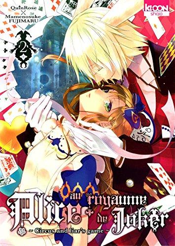 Alice au royaume de Joker Vol.2 par QUINROSE