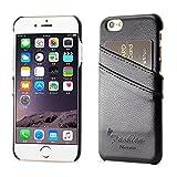 iPhone 6, caso 6S iPhone, BELK [delgada caja de la carpeta] Corregido Serie de cuero de la contraportada, Clásico de negocios para el iPhone 6 y iPhone 6S (tamaño normal - 4,7 pulgadas)