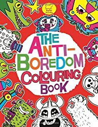 The Anti-Boredom Colouring Book (Buster Activity) by (2013-10-03)