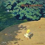 Felix Vallotton 2019: Kalender 2019 (Tushita Fine Arts)