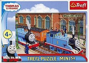 Puzzle 54 Mini Przygody Tomka Tomek i Przyjaciele