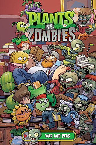 Plants vs. Zombies Volume 11: War and Peas (English Edition)