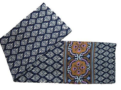 Damen Stilvolle asiatischen traditionellen Stil weicher Schal–Traditionelle (Kleidung Asiatischen Stil)