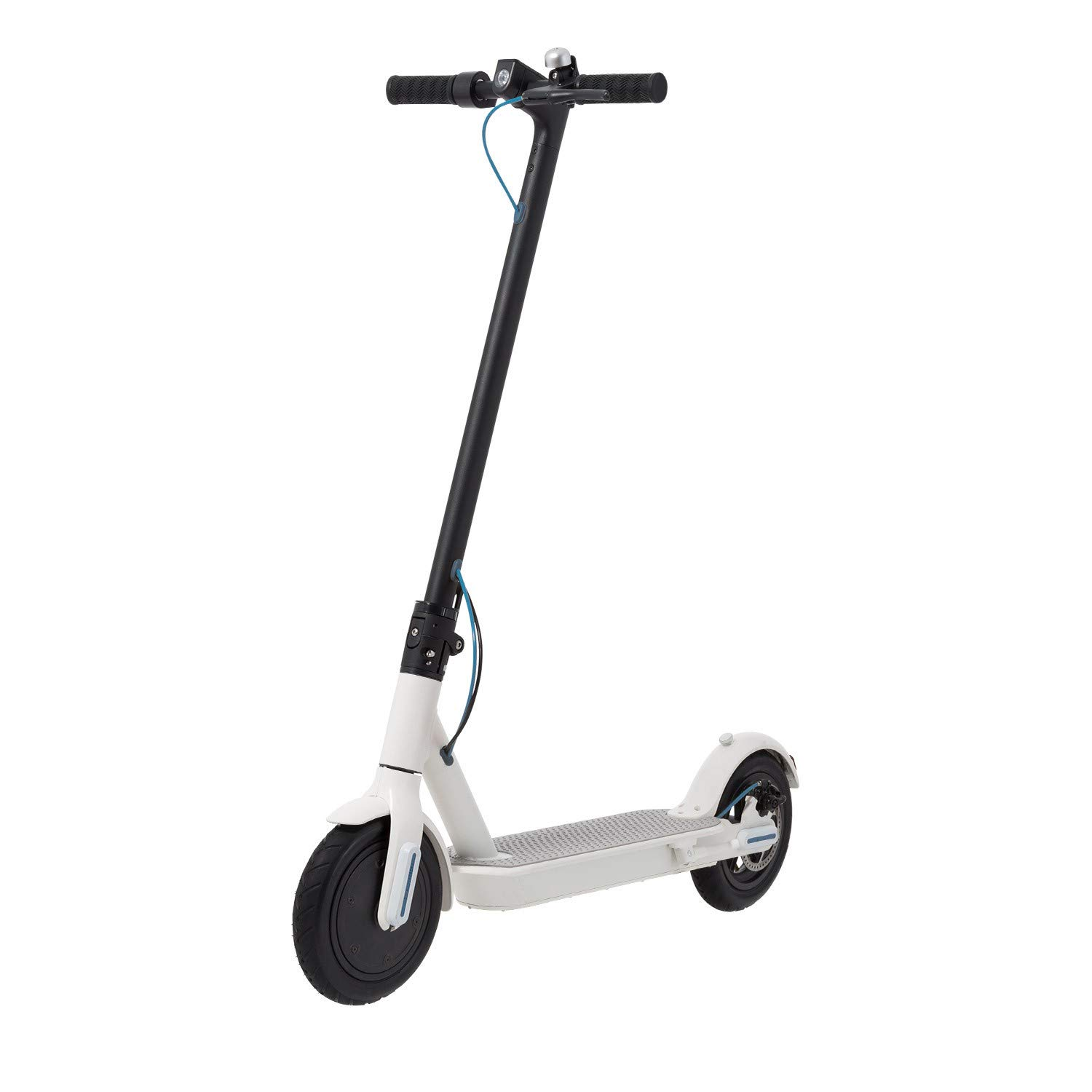 Ecogyro GScooter S9 – Patinete Eléctrico Blanco 250W 7.8Ah 25Km/h 25Km