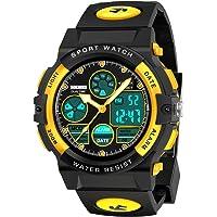 Letsoyz LED Waterproof Wrist Watches for Kids - Sport Digital Watch & Gifts for Teen Boys Girls