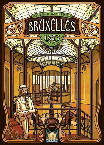 Preisvergleich Produktbild Heidelberger/Pearl Games PA007 - Bruxelles 1893, Brettspiel