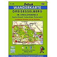 Dreisesselberg Im Dreiländereck Deutschland - Tschechien - Österreich: Philippsreut - Haidmühle - Neureichenau - Grainet…