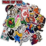 Pack Of 100 - Laptop Stickers Stickers 100 Pcs/pack Stickers Variety Vinyl Car Sticker Motorcycle Bicycle Luggage Decal Graffiti Patches Skateboard Stickers Laptop Stickers For Kid And Adult - Graffiti Series
