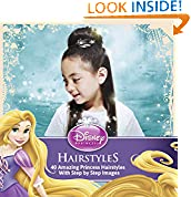 #3: Disney Princess Hairstyles