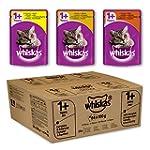 Whiskas Wet Cat Food 84 x 100 g Pouch...