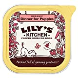 Lilys Kitchen Richtige Hundefutter Biofutter Abendessen für Welpen 150g