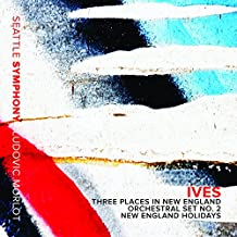 Three Places in New England / Orchestral Set n° 2 / New England Holidays
