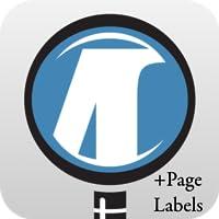 μPDF with Page Labels