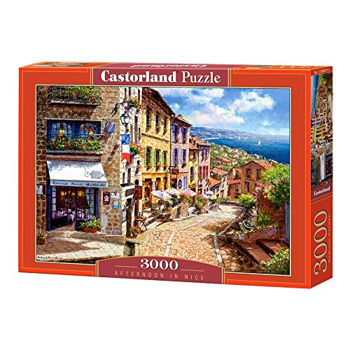 Castorland C-300471-2 Afternoon in Nice, Puzzle 3000 Teile