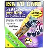 SIIG IO1864 IO1864 - ISA I/O Card Quartet 2S2P ISA