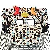 2-in-1-Warenkorb | Hochstuhl Cover für Baby | Medium